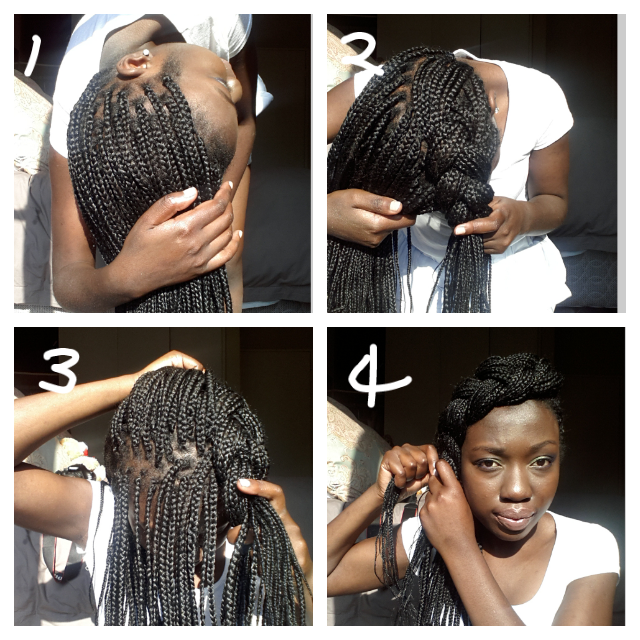 Cute Ways To Do Your Hair When Wet: Sleeper Rebel